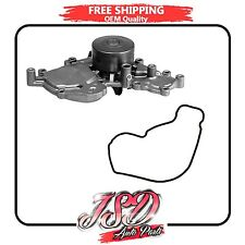 New Water Pump W/ Gasket for 86-97 Honda Accord Acura Legend 2.5L 2.7L V6