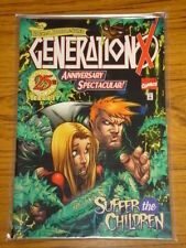 X-MEN GENERATION X #25 VOL1 MARVEL COMIC DS ANNIVERSARY MARCH 1997