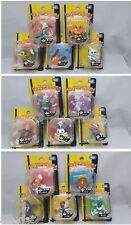 TAKARA TOMY Pokemon MONSTER COLLECTION BIG LOT M-002 Tepig Pokabu Gruikui,Mewtwo