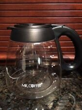 Mr. Coffee ISD13 Replacement Carafe Decanter for FT and IS Series Coffee Makers