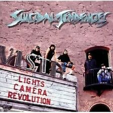 "SUICIDAL TENDENCIES ""LIGHTS CAMERA REVOLUTION"" CD NEU"