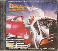 Alan Silvestri:  Back To The Future  (Soundtrack Score Double-CD)