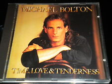 Michael Bolton - Time,Love&Tenderness - CD Album - 10 Tracks - 1991