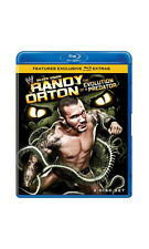 Official WWE Randy Orton The Evolution Of A Predator (2 Disc)  Blu-ray (Used)