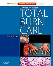 NEW - Total Burn Care: Expert Consult - Online and Print, 4e