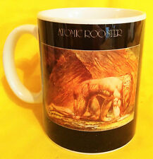 ATOMIC ROOSTER-DEATH WALKS BEHIND YOU 1970- ALBUM COVER -ON A MUG