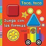 Juega con las formas (Toca toca series) (Spanish Edition), Smith, Justine, New B