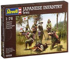 Revell Infantería Japonesa Segunda Guerra Mundial Escala 1:76 (02528)