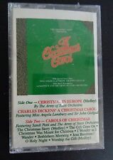THE SALVATION ARMY Of Stars A CHRISTMAS CAROL Annual Program NEW Cassette Tape