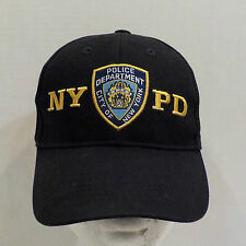 NYPD New York Police Department Baseball Hat Cap