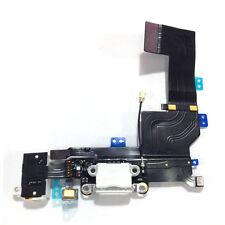 CAVO FLAT FLEX PER APPLE IPHONE 5S - CONNETTORE DI CARICA BIANCO DOCK