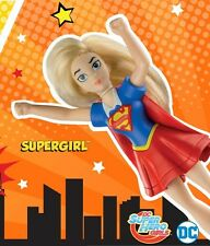 MRE * Justice League Action - Supergirl, McDonald's Malaysia 2017