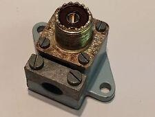 Amphenol en aluminium moulé SO259 cloison montage prise femelle PL259 (x1) fd6c19
