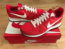 NIKE Internationalist Mens Trainers, Light Crimson/Sail - Size 6
