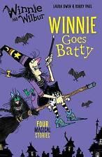 Winnie the Witch Story Book - WINNIE GOES BATTY - NEW