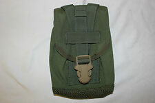 EAGLE INDUSTRIES ALLIED INDUSTRIES 1QT CANTEEN POUCH RLCS DEVGRU RG STERILE VGC