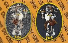 USMC Marine Corps VMF-121 The Flying Circus 4 inch flight patch