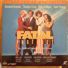 FATAL INSTINCT LETTERBOXED  CLV  Extended Play Laserdisc Movie  ML103944