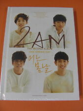2AM - One Spring Day CD + CARD & POSTER $2.99 Ship K-POP