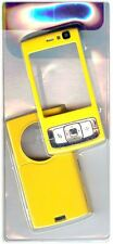 Yellow Replacement Housing / Fascia / Cover / Case for Nokia N95