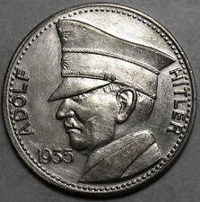 1935 Adolph Hitler 5 Reichsmark