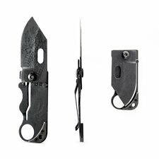 ULTIMATE KEYCHAIN FOLDING KNIFE BOKER LIKE KNIFE THIN LOCKBLADE CARD KNIFE