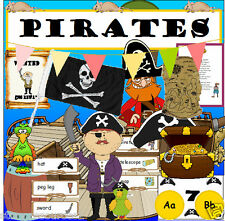 PIRATES topic theme Primary teaching resources Ks1 EYFS Ships Role Play Resource