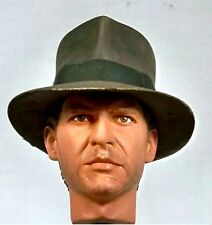 1:6 Custom Head of Harrison Ford as Indiana Jones ROTLA