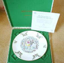 Royal Doulton 1977 piatto di Natale in Scatola