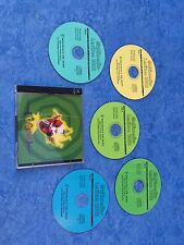 Set Multimedia Lexikon 2002 in 5 CD s plus Toon Struck 2 CD s