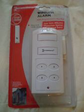 INTERMATIC WIRELESS ROOM SECURITY ALARM MAGNETIC SINGLE DOOR CONTACT KEYPAD