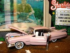 1959 CADILLAC COUPE LIMITED EDITION 1/64 1950'S CLASSIC DUSKY ROSE PINK CADDY
