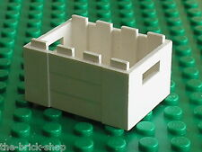 Caisse blanche LEGO pirates White container 30150 / set 10210 4608 7239 65799