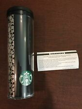 ☕️Starbucks Coffee Tumbler 20 oz Beautiful Slim Design To Fit Car Cup Holder☕️