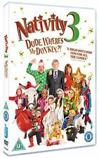 Nativity 3 DVD : Dude Where's My Donkey?! (new/sealed/UK stock)