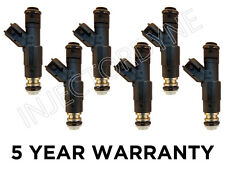 Jeep Grand Cherokee 99-04 4.0L Bosch 4-hole upgrade injectors set 0280155784