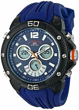 U.S. Polo Assn. Sport Men's US9496 Analog-Digital Display Blue Watch - Imported