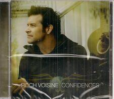"""CD """"ROCH VOISINE CONFIDENCES"""" - NEUF SOUS BLISTER"""