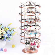 Fashion 288Hole Handmade Rack Iron Bronze Earring Jewelry Display Stand Hot