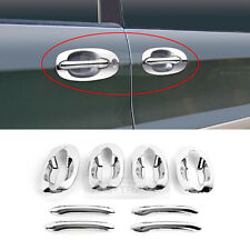 Chrome Door Catch Handle Molding Cover Garnish for KIA 1999-2002 Sedona Carnival