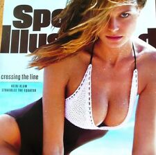 RARE LARGE 1998 Sports Illustrated Swimsuit POSTER HEIDI KLUM 28 x 21 Cover NEW