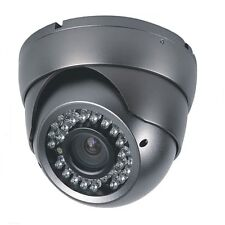 Amview 1.3MP 1300TVL 36IR LED 2.8~12mm Varifocal Zoom Dome CCTV Security Camera