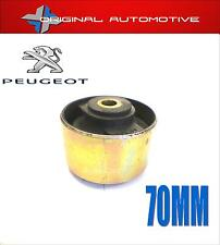 FITS PEUGEOT EXPERT PARTNER REAR LOWER DRIVESHAFT ENGINE MOUNTING  70MM BUSH