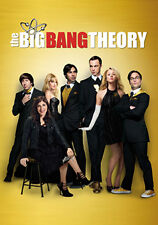THE BIG BANG THEORY - SEASON 7 - BLU-RAY - REGION B UK