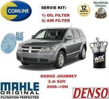 FOR DODGE JOURNEY 2.4 SUV 2008-- ON OIL AIR FILTER SERVICE KIT