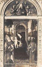 B75114 paintings peinture roma s maria del popolo la vergine e guattro  postcard