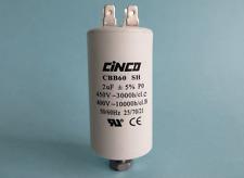 Start Run Motor Capacitor Compressor Air conditioning water Air Pump 450v 2uf