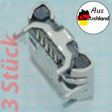 Ladebuchse *3 Stück* Micro USB Connector Jack Female Type 5Pin SMT PCB
