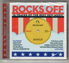 (GQ12) Rocks Off, 16 tracks various artists - 2012 - Sealed Uncut CD