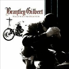 Halfway to Heaven by Brantley Gilbert (CD, Sep-2011, Valory)